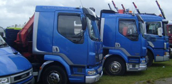 Haulage Wiltshire - Nationwide Delivery