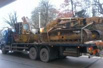 Heavy Machine Transportation