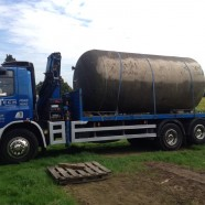 Heavy Haulage Transporting