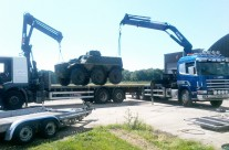 Liftech Crane Assisted Haulage