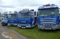 Liftech Fleet of Trucks