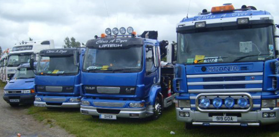 About Us - Wiltshire Haulage Business